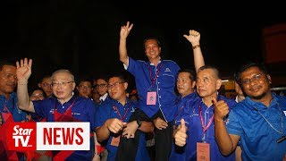 Barisan reclaims Tanjung Piai seat in lopsided contest