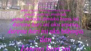 puisi cinta diiringi lagu Vagetoz -Selamat Ulang Tahun