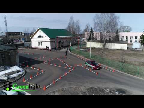 Площадка ГИБДД Ярославль