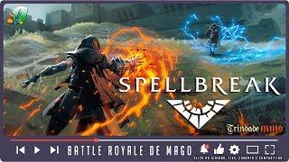 SPELLBREAK   Um Battle Royale de Mago