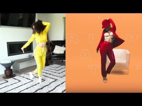 TEMPORARY MUSIC VIDEO DANCE TUTORIAL