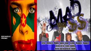 [NEW SPICEMAS 2014] Squeeze Head - Turbo Charge - Mad Mass Riddim - Grenada Soca 2014