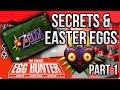 Legend of Zelda Majora's Mask Easter Eggs Part 1 - The Easter Egg Hunter