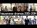 Top 6 New 2013-2014 Taiwanese Dramas - Top 5 Fridays