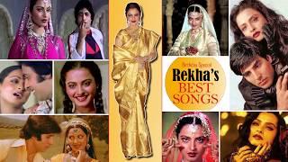 Birthday Special   Rekha's Best Songs   Filmfare