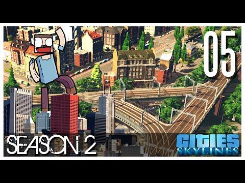 Cities Skylines - S2 Ep.05 : European Buildings!