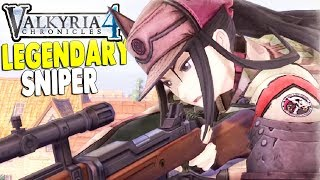 BEHIND ENEMY LINES, Sniper Rescue Team SAVES THE DAY |  Valkyria Chronicles Gameplay