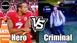 The Double Standard Between Kaepernick And Chad Kelly