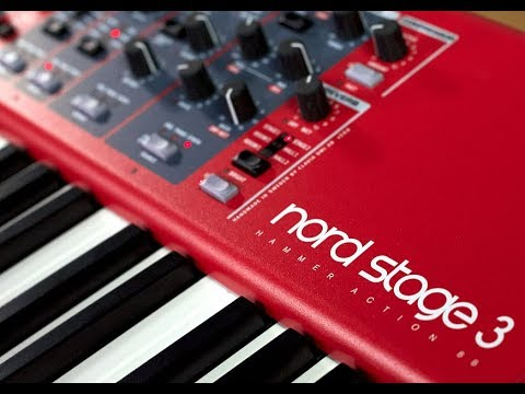 Nord Stage 3 - Advanced Tutorial with Chris Martirano