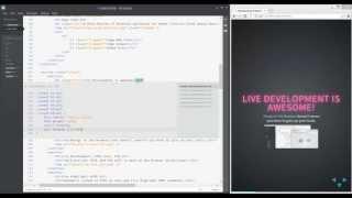 Brackets Live Development for HTML & CSS Mp3