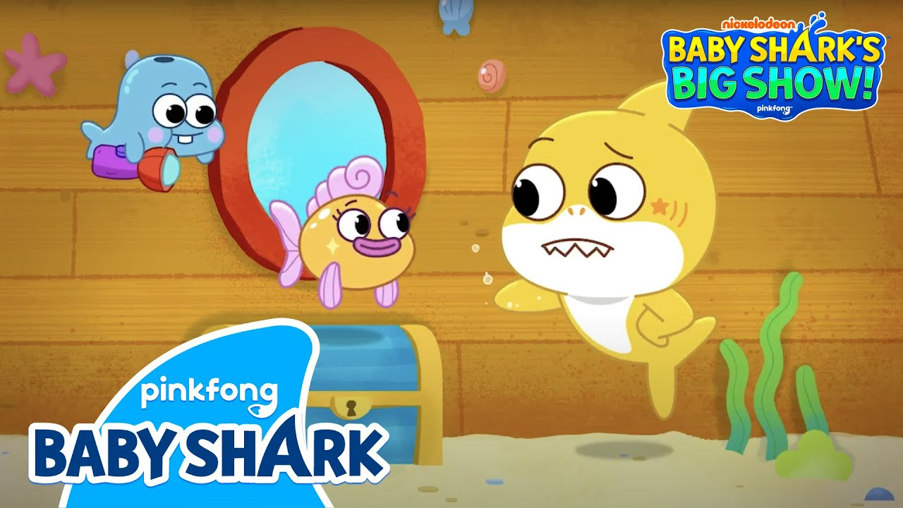 [NEW] Knock It Off | Nickelodeon x Baby Shark | Baby Shark Official