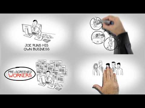 Whiteboard Animation - The Whiteboard Explainer After Effects Template. Your Own Videoscribe Story
