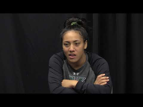 NCAA WVB First Round - Hawaii Post-Match Press Conference