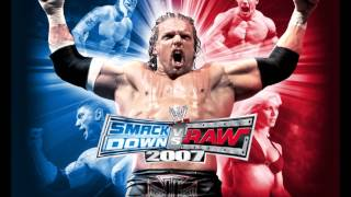 "Smackdown Vs Raw 2007 Theme Song ""Bullet With A Name"" By Nopoint"