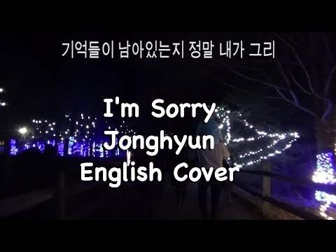 I'm Sorry, A Jonghyun Tribute