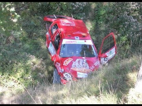video rally cameracar incidente pauroso onboard rallye crash youtube. Black Bedroom Furniture Sets. Home Design Ideas