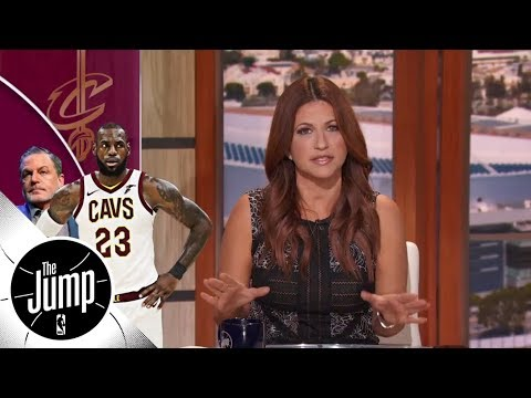 Cavaliers have two options before NBA trade deadline | The Jump | ESPN