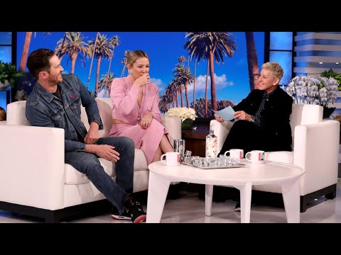 Kate & Oliver Hudson Get Honest in 'Truth or Shot' - YouTube