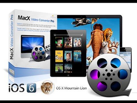 【プレゼント有り】MacX Video Converter Pro 紹介
