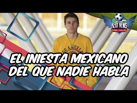 CRACK MEXICANO BRILLA EN HOLANDA Y NADIE HABLA DE ÉL | ¿VELA AL NIVEL DE MESSI? |  FICHAJE DE ATLETI