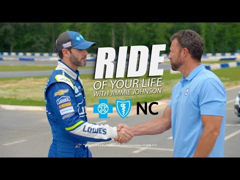 Ride of Your Life 2.0 with Jimmie Johnson + Larry Fedora