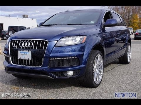 2011 audi q7 3 0 tdi quattro s line youtube. Black Bedroom Furniture Sets. Home Design Ideas