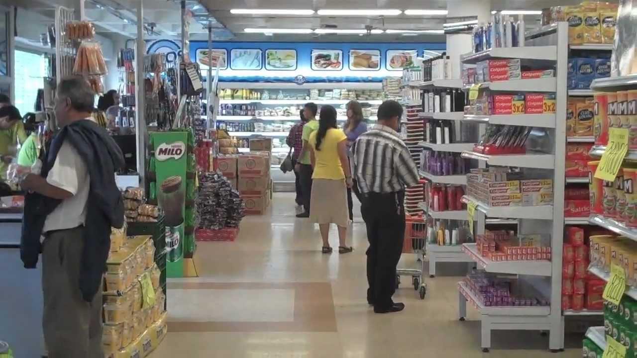 Estanterias y gondolas para supermercados funnydog tv - Accesorios para supermercados ...