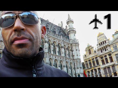 Travelling Europe 1 |  EDINBURGH, KRAKOW, AUSCHWITZ, BRUSSELS