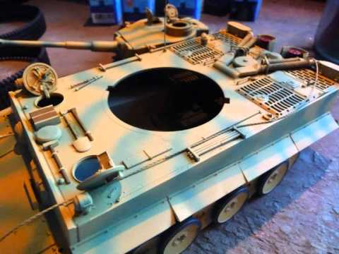 Tamiya Tiger I In 1/35 Scale (building Review)