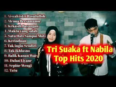 full-album-tri-suaka-feat-nabila-|-full-album-terbaru-tri-suaka-yang-dan-bikin-baper-|-banyu-moto