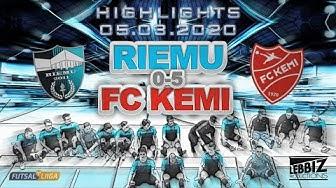 Riemu - FC Kemi 05.03.2020 highlights!