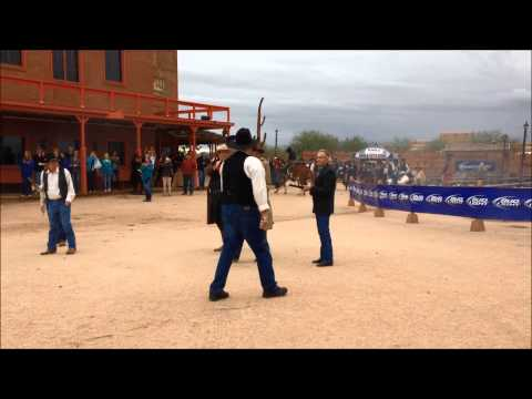 High Chaparral stars at Rawhide Western Festival