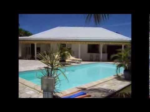 Antilles Guadeloupe Location Villa Alamanda Avec