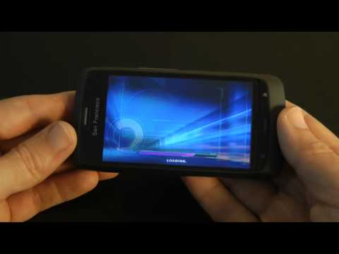 Orange San Francisco ZTE Blade Mobile Phone Review