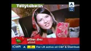 SBS - Pranks & Masthi on the Sets of Punar Vivaah (Gurmeet & Kratika)- 22nd November 2012