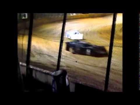 4-24-15 Ponderosa Speedway Pro Late $2000 to win Hot laps, Qualifying, and Heat #1