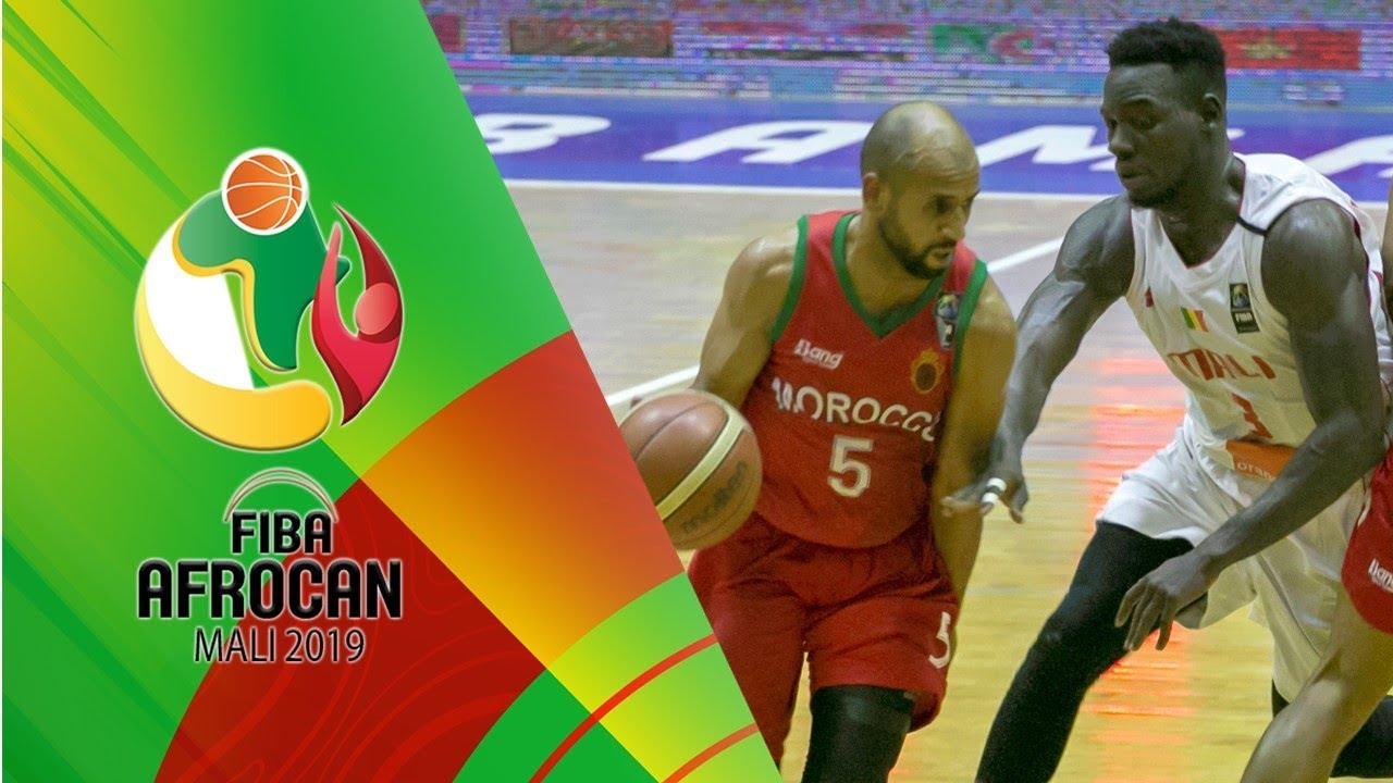 Mali v Morocco - Full Game - FIBA AfroCan 2019
