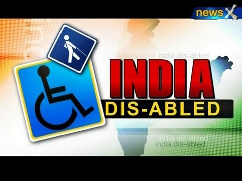 India Disabled - NewsX