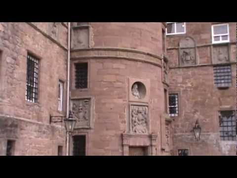 Visiting Glamis Castle