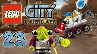 Let's Play Lego City Undercover Part 23: Mond-Buggy Klau auf Leben und Tod