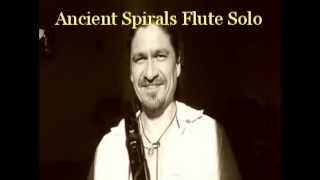 Indian in the machine - Ancient Spirals Flute Solo