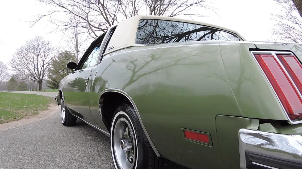 1979 green cutlass supreme for sale at www coyoteclassics com