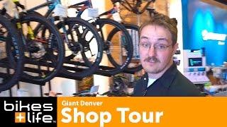 Giant Denver by Bikes and Life - Colorado Bike Shop Tour