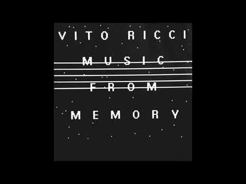 Vito Ricci ‎- Music From Memory (1985) FULL ALBUM