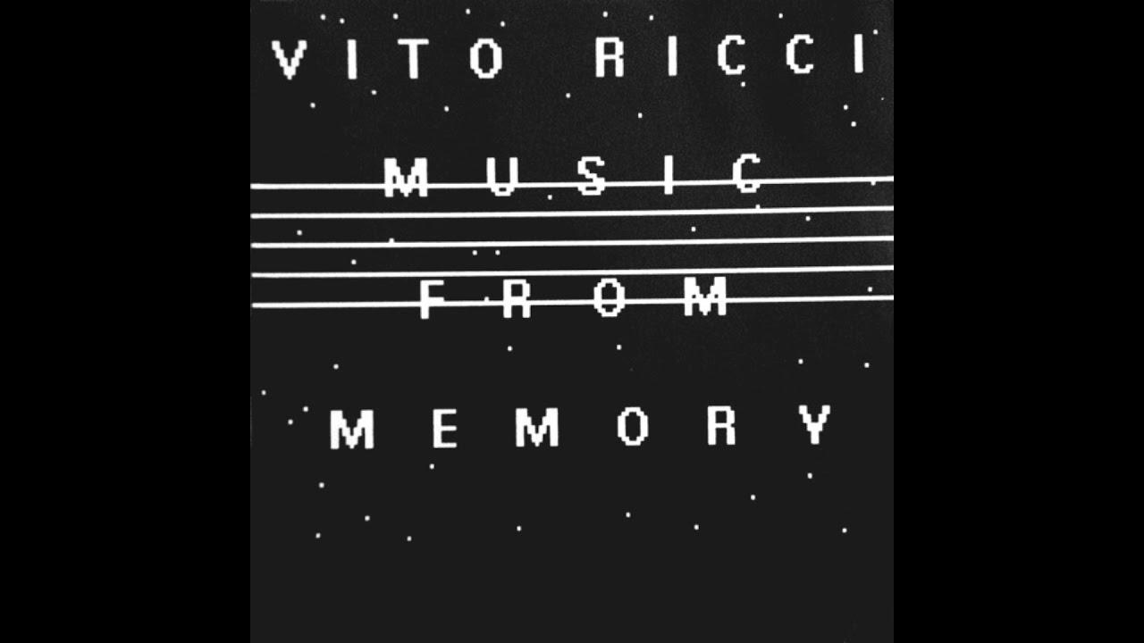 Vito Ricci Music From Memory 1985 Full Album Youtube