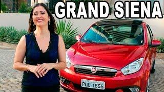 Test Drive Fiat Grand Siena 2016 - Essence