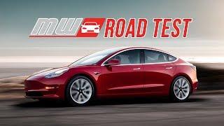 2018 Tesla Model 3   Road Test