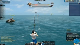 World of Fishing Gameplay