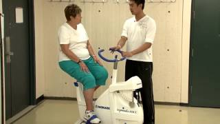 Stationary Bicycling Program for Osteoarthritis (Practical Session)