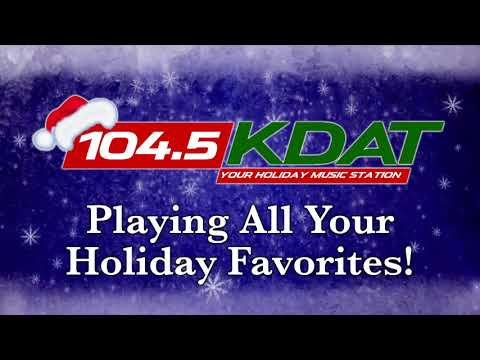 104.5 KDAT - Your Holiday Music Station